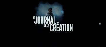 Le journal de la création