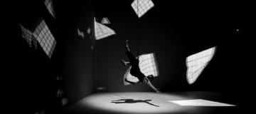 «Le mouvement de l'air» Adrien Mondot et Claire Bardainne – Cie Adrien M & Claire B