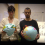Vimala Pons & Tsirihaka Harrivel 'Expliquer ce qu'on prépare…' (daté du 08/07/2015)